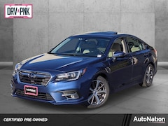 Certified 2019 Subaru Legacy Limited Sedan in Roseville, CA