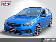 New 2020 Subaru Impreza Sport 5-door 4S3GTAM63L3729610 in Roseville, CA