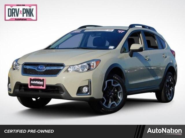 Subaru Crosstrek Used >> Used 2017 Subaru Crosstrek Limited For Sale Roseville Ca Vin Jf2gpakc9hh228472