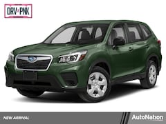 New 2020 Subaru Forester Base Trim Level SUV JF2SKADC5LH608570 in Roseville, CA