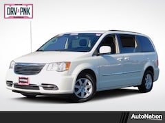 Used 2012 Chrysler Town & Country Touring Van in Roseville, CA