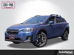 New 2020 Subaru Crosstrek Premium SUV JF2GTAECXLH259049 in Roseville, CA