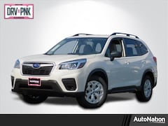 New 2020 Subaru Forester standard model SUV JF2SKADC6LH417692 in Roseville, CA