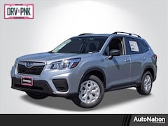 New 2020 Subaru Forester Base Trim Level SUV JF2SKADC3LH520004 in Roseville, CA