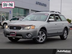 Used 2005 Subaru Outback Outback R L.L. Bean Edition Wagon 4S4BP86C554365578 in Roseville, CA