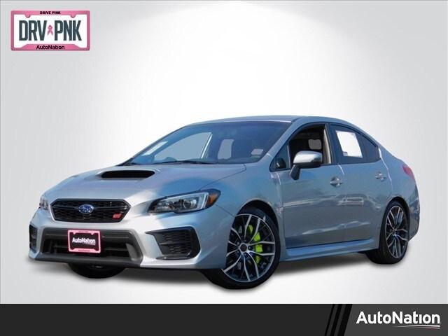 2020 Subaru WRX STI Limited - Wing Sedan