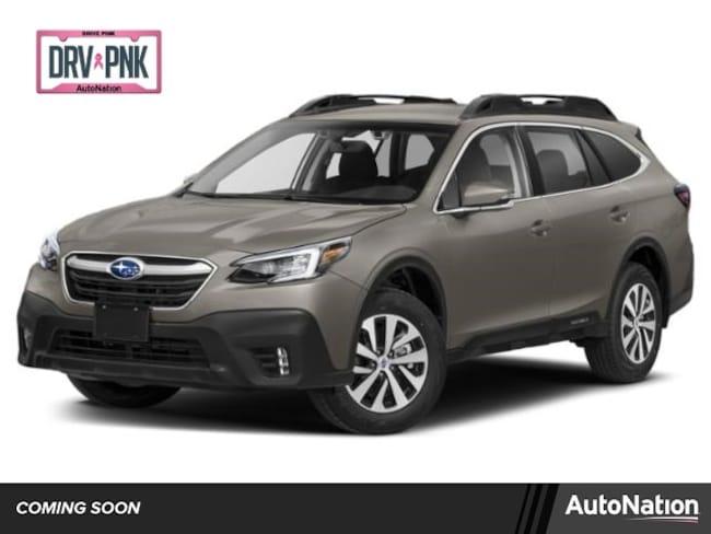 New 2020 Subaru Outback Premium SUV in Roseville, CA