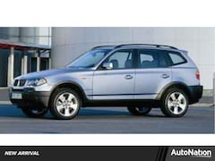 Used 2004 BMW X3 3.0i SUV in Roseville, CA