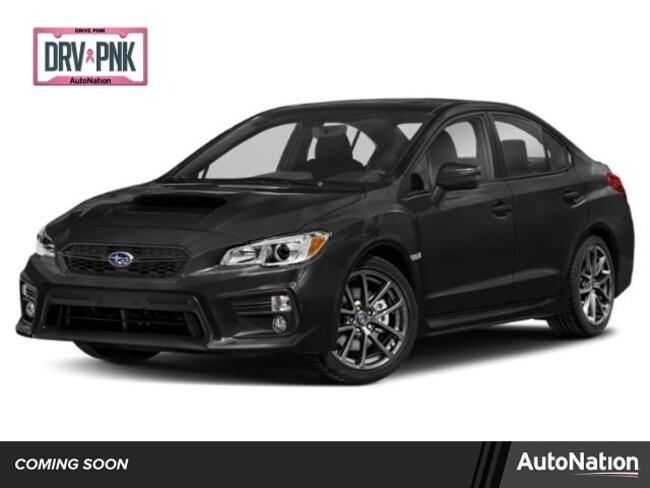 New 2020 Subaru WRX Premium Sedan in Roseville, CA