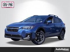 New 2020 Subaru Crosstrek Premium SUV JF2GTAPC3L8246799 in Roseville, CA
