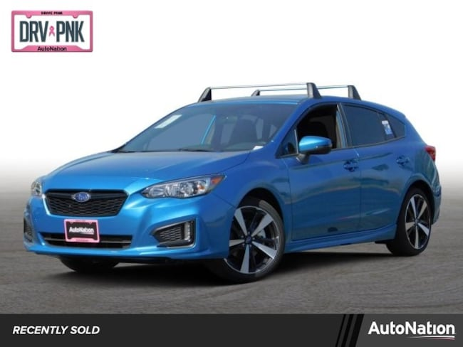 New 2019 Subaru Impreza 2.0i Sport 5-door in Roseville, CA