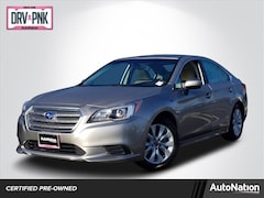 Certified 2017 Subaru Legacy Premium Sedan in Roseville, CA