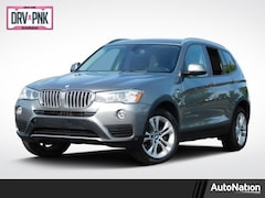 2016 BMW X3 xDrive35i SAV in Roseville, CA