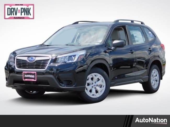 New 2019 Subaru Forester Standard SUV in Roseville, CA
