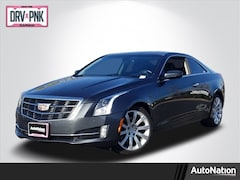 2016 CADILLAC ATS Luxury Collection RWD Coupe in Roseville, CA