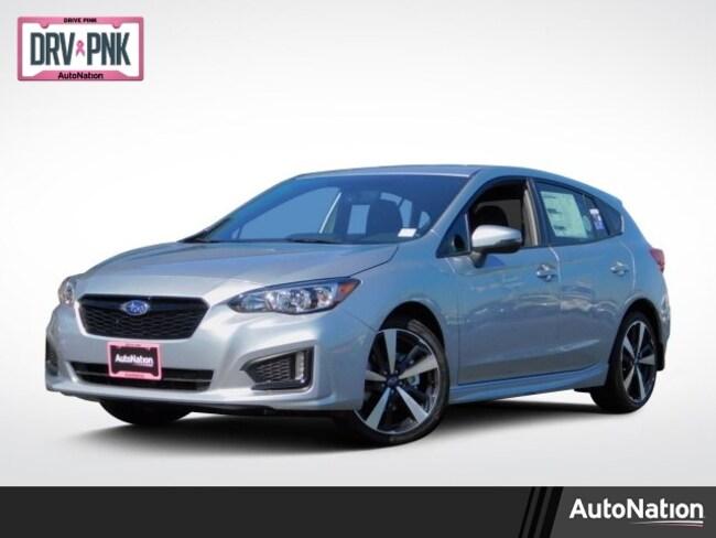 New 2019 Subaru Impreza 2.0i Sport 5-door in Roseville, CA