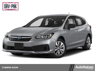 2021 Subaru Impreza Base Trim Level Hatchback