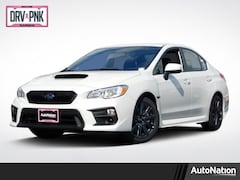 New 2019 Subaru WRX Sedan JF1VA1A68K9830998 in Roseville, CA