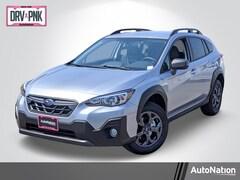 New 2021 Subaru Crosstrek Sport SUV JF2GTHRC3MH213163 in Roseville, CA