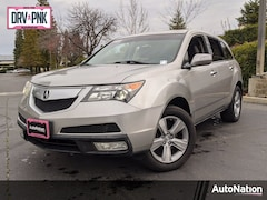 2010 Acura MDX Technology Pkg SUV in Roseville, CA