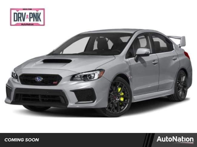 New 2020 Subaru WRX STI Sedan in Roseville, CA