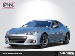 Certified 2015 Subaru BRZ Limited Coupe in Roseville, CA