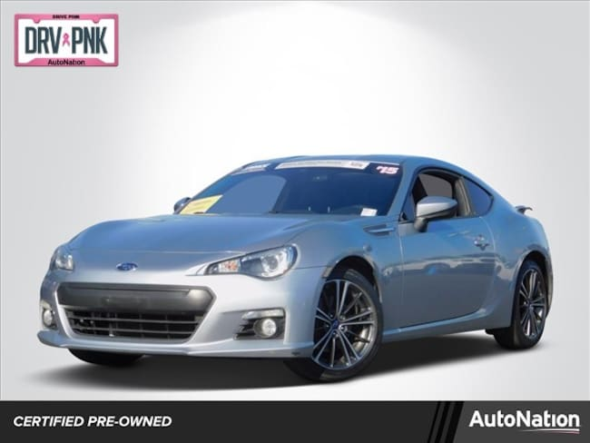 Used 2015 Subaru BRZ Limited Coupe in Roseville, CA