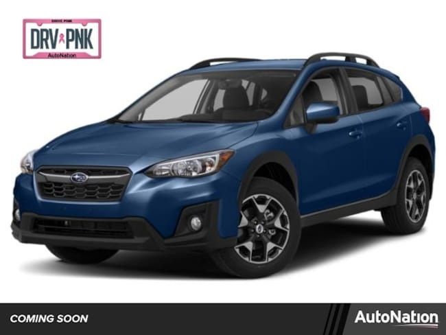 New 2020 Subaru Crosstrek in Roseville, CA