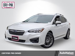 Certified 2018 Subaru Impreza Premium 5-door in Roseville, CA