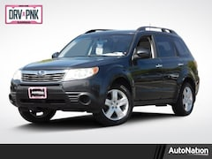 Used 2009 Subaru Forester X w/Prem/All-Weather SUV in Roseville, CA