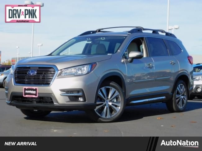 New 2020 Subaru Ascent Limited 7-Passenger SUV in Roseville, CA