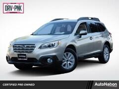 Certified 2017 Subaru Outback Premium SUV in Roseville, CA