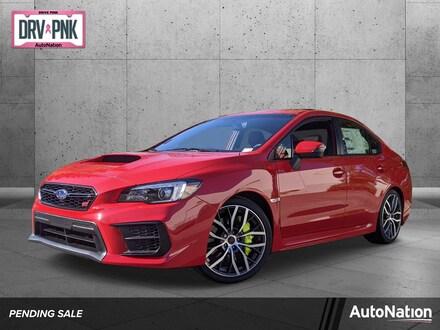 2021 Subaru WRX STI Limited w/Wing Sedan