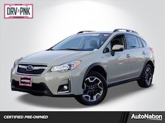 Certified 2017 Subaru Crosstrek Limited SUV in Roseville, CA