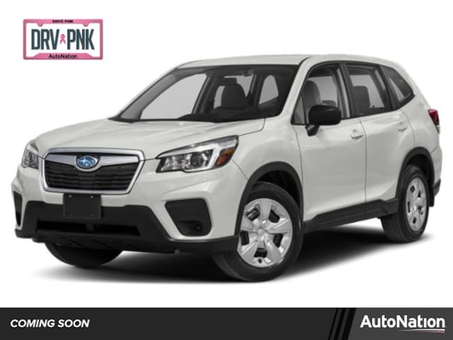 New 2019 Subaru Forester Touring SUV in Roseville, CA