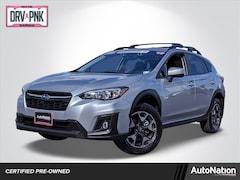 Used 2019 Subaru Crosstrek Premium SUV JF2GTAEC6K8322713 in Roseville, CA