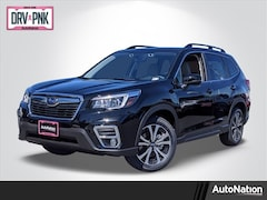 New 2020 Subaru Forester Limited SUV JF2SKAUC3LH526286 in Roseville, CA