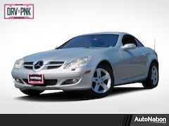 Used 2007 Mercedes-Benz SLK-Class 3.0L Convertible in Roseville, CA