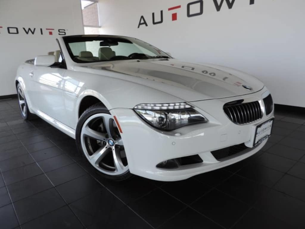 2010 Bmw 650i >> Used 2010 Bmw 650i For Sale At Autowits Vin Wbaeb5c53ac224848