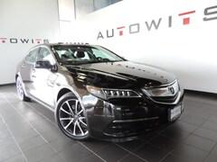 2015 Acura TLX V6 Tech (A9) Sedan
