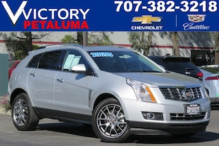 Used 2015 Cadillac SRX Premium Collection AWD  Premium Collection 3GYFNGE32FS573081 Petaluma