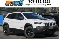 2019 Jeep Cherokee TRAILHAWK ELITE 4X4 Sport Utility 26766