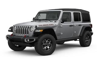 New 2019 Jeep Wrangler UNLIMITED RUBICON 4X4 Sport Utility Petaluma