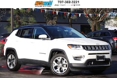 2019 Jeep Compass LIMITED FWD Sport Utility 27287