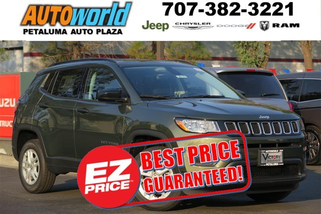 2018 Jeep Compass Sport SUV 26170