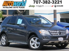 2011 Mercedes-Benz M-Class ML 350 4MATIC  ML 350