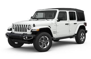 New 2019 Jeep Wrangler UNLIMITED SAHARA 4X4 Sport Utility Petaluma