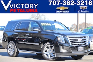Used 2016 Cadillac Escalade Luxury Collection 4WD  Luxury Collection 1GYS4BKJ3GR191671 Petaluma