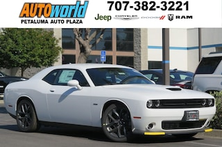 New 2019 Dodge Challenger R/T Coupe 27042 Petaluma