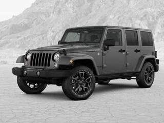 New 2018 Jeep Wrangler JK UNLIMITED ALTITUDE 4X4 Sport Utility 26639 Petaluma